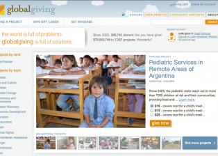 GlobalGiving IA